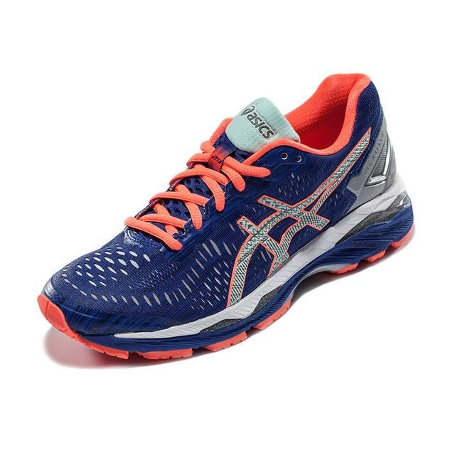 5a82d2687674 Original ASICS GEL-KAYANO 23 Night Running Women s Cushion Stability  Running Shoes ASICS Sports Shoes Sneakers free shipping