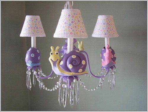 50 fantastici lampadari per camerette di bambini idee accessori pinterest room kids - Lampadari da cameretta ...