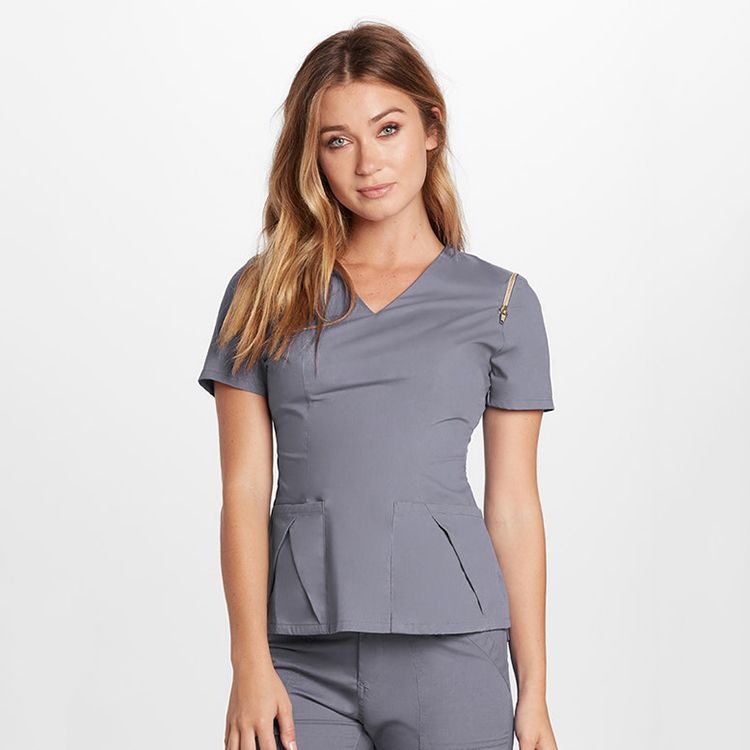 6932477782f China Supplier Wholesale Sexy Medical Nurse Scrub Uniform Top ...