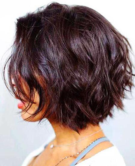 Beste 25 Schicht Bob Frisuren Einfache Frisur Kurzhaarfrisuren Bob Frisur Kurze Frisuren Fur Dickes Haar