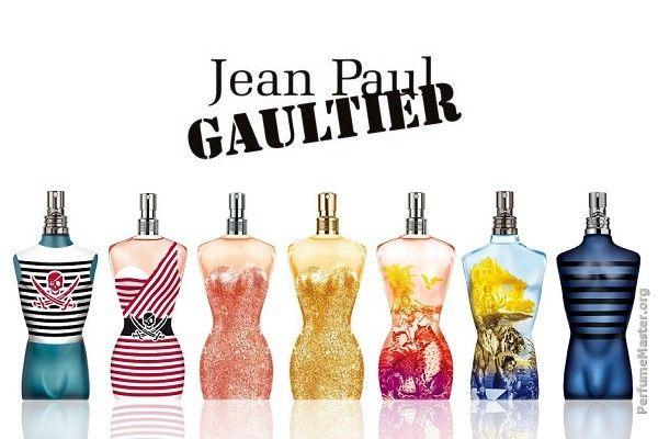 Jean Paul Gaultier Perfume Collection 2015 Perfume News Perfume Collection Jean Paul Gaultier Perfume