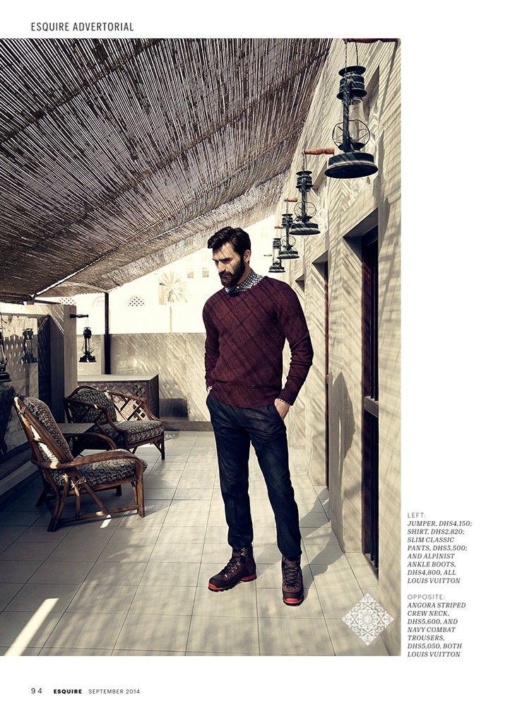 #Esquire #LouisVuitton #fashionmagazine #editorial #photography #menswear #VivienneBalla @LouisVuitton #Style @nicegirlkate