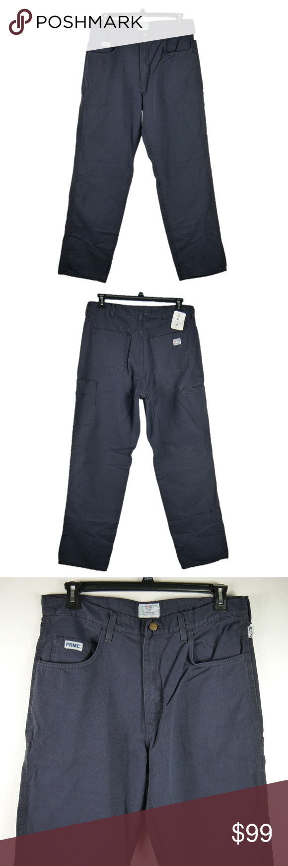 e4050fc328bb Tyndale FR Flame Resistant Summerweight Pant 36X32 Tyndale Fr Flame  Resistant Summerweight Pant 15 Cal Cat2