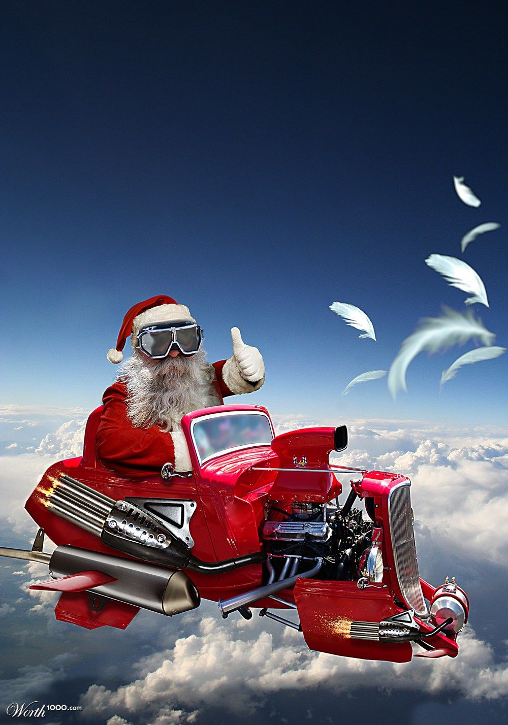 Submission for 'The Secret Life of Santa Claus