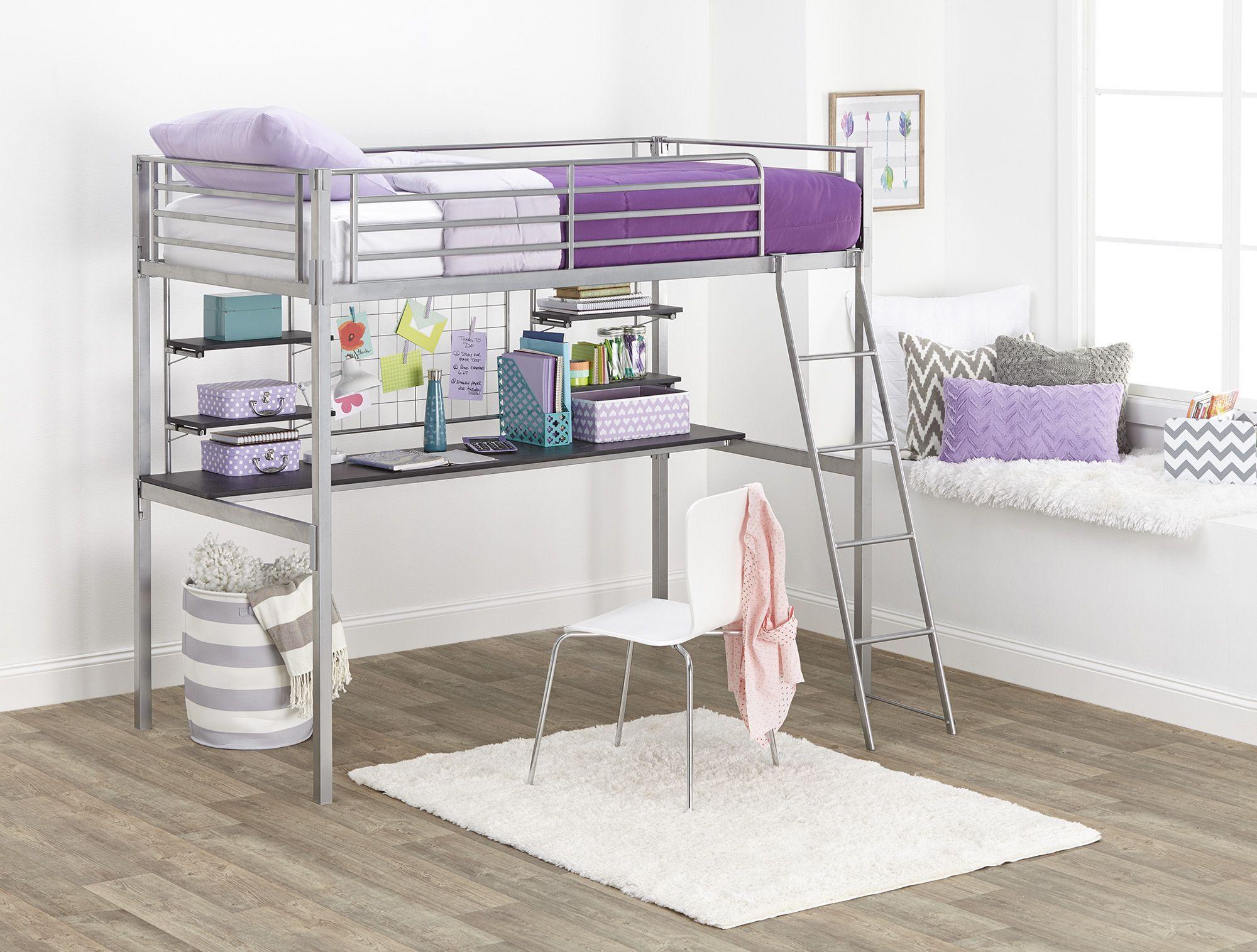 Fingerhut Kimball Kids Boltzero Study Loft Bunk Bed Loft Bunk