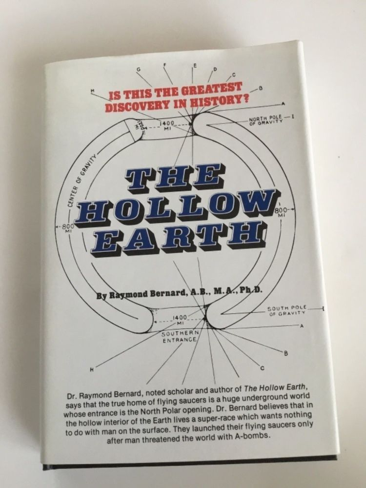 30+ Hollow earth book byrd information