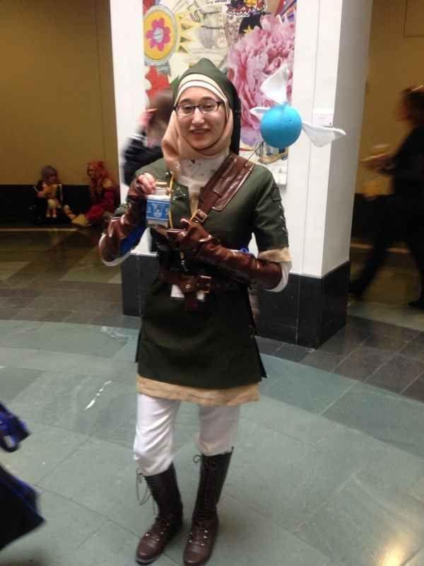 Hijabi Cosplayers - Faith & Fun! | Muslim, Hijab