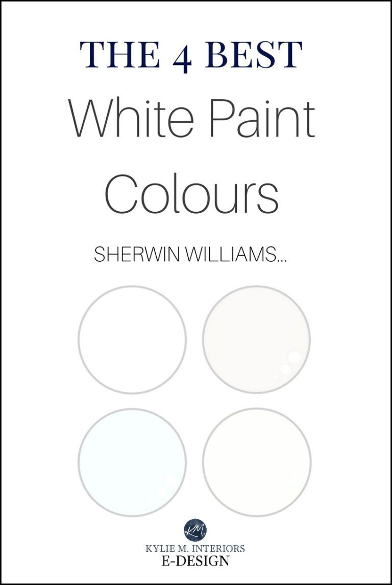 The 8 Best Benjamin Moore White Paint Colours Undertones And