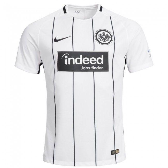 db34039cfbdcc Camiseta del Eintracht Frankfurt 2017-2018 Local  eintracht  frankfurt   shirt  trikot