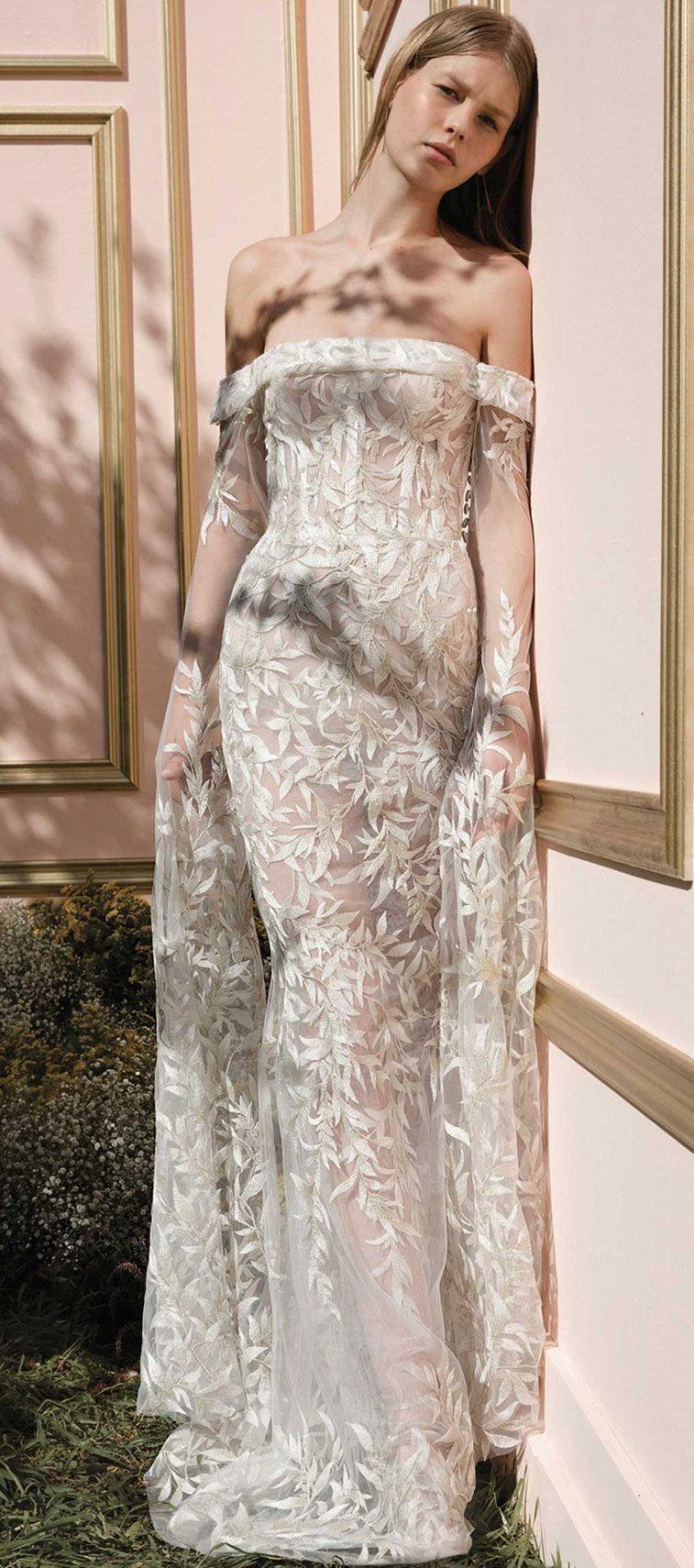 Dana harel secret garden bridal collection f gowns pinterest