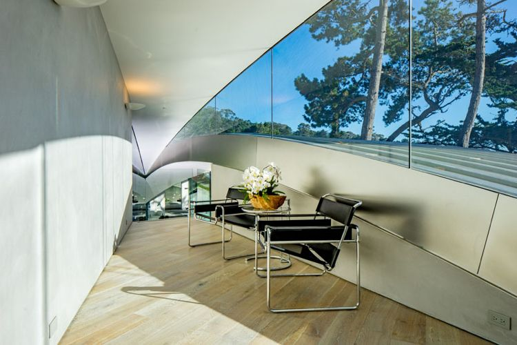 Glaswände Für Einen Unmittelbaren Lichteinfall