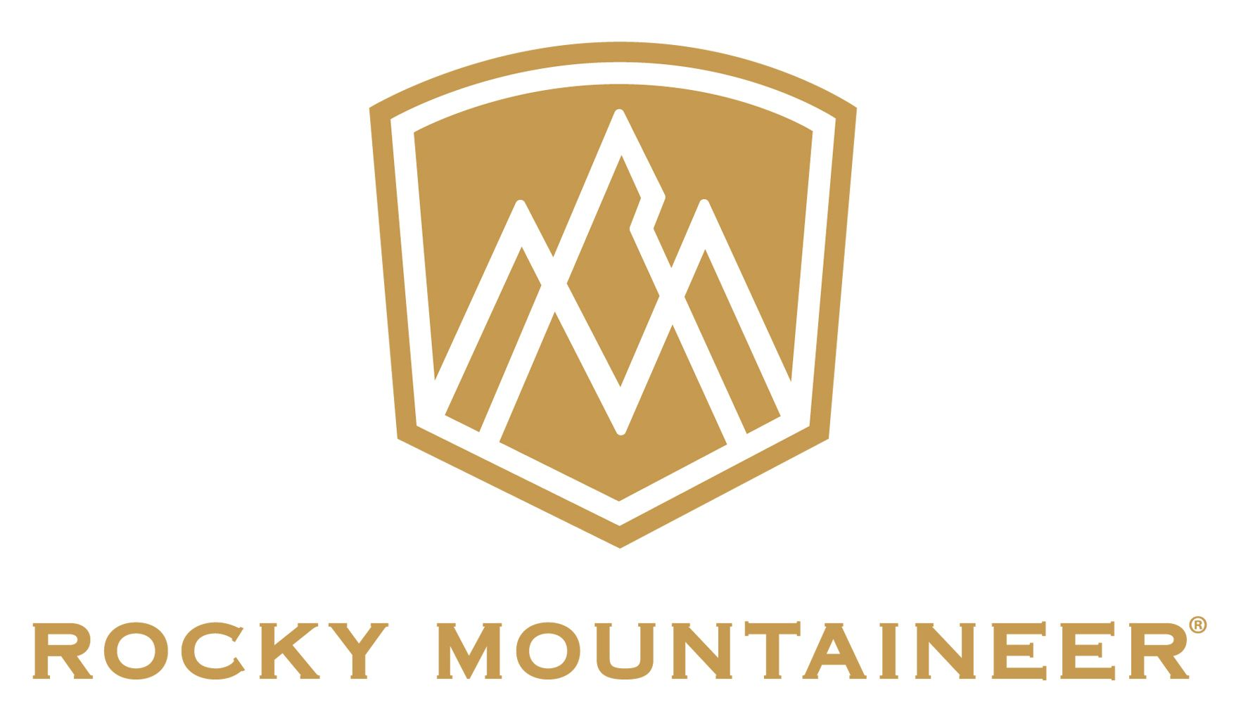 Image result for rocky mountaineer logo