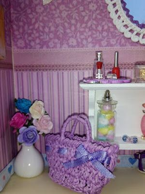 mis muñecas: Mini escenita para Marta