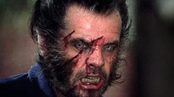 Jack Nicholson as the wolfman in Wolf (1994) | Jack nicholson ...