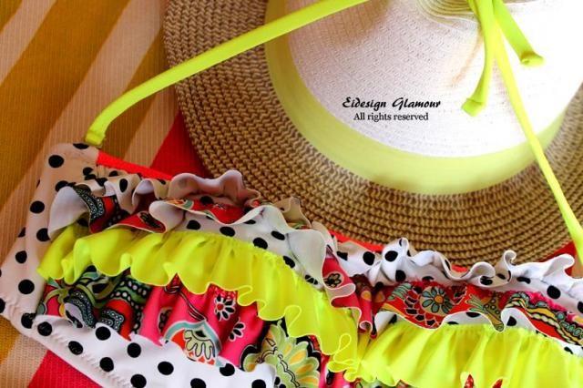 Moda mare 2013 - Bikini SURANIA