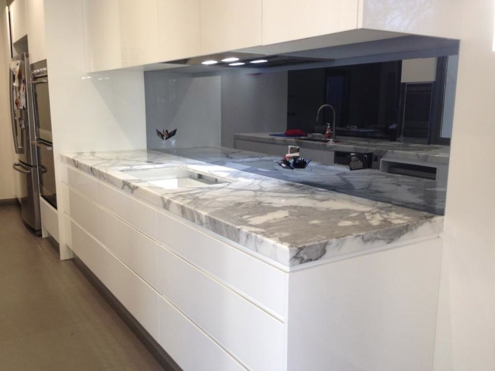 Crédence cuisine u2013 91 idées pour agrémenter sa cuisine House - küche fliesenspiegel glas