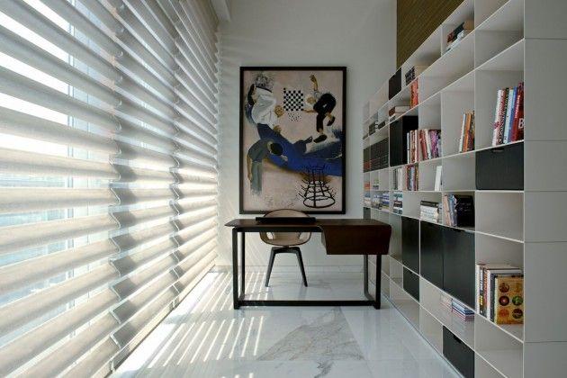 SDM Apartment by Arquitectura en Movimiento Workshop » CONTEMPORIST