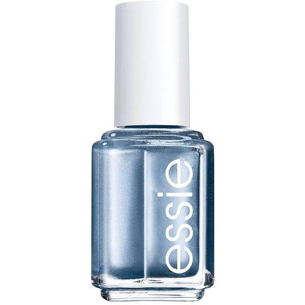 essie Mirror Metallics Nail Polish - Blue Rhapsody ($8.50) ❤ liked ...