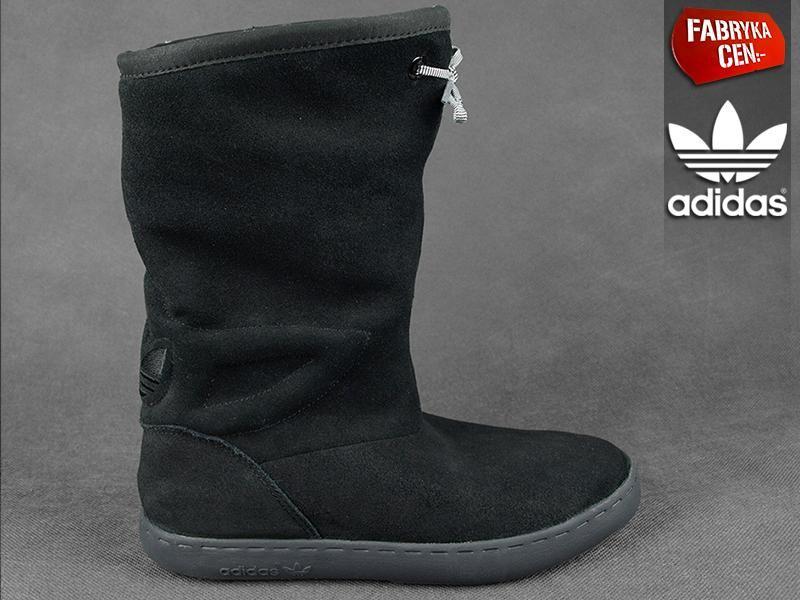Buty Zimowe Adidas Attitude Winter G63067 R 40 2 3 3752913922 Oficjalne Archiwum Allegro Adidas Attitude Adidas Boots