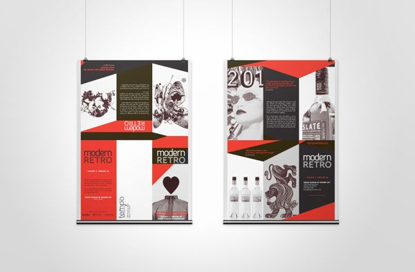Unique And Beautiful Examples Of Brochure Design  Brochures
