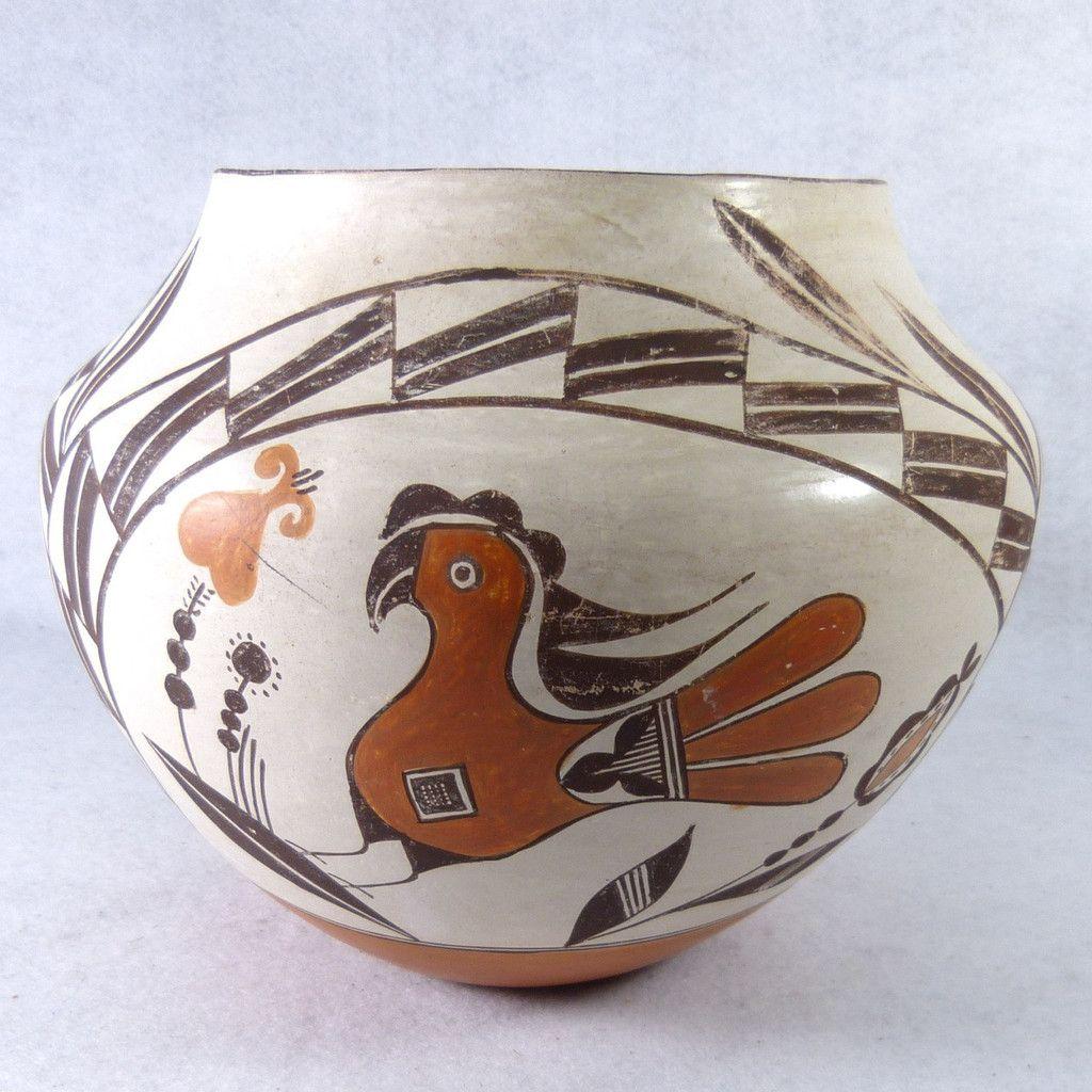 1970's Acoma Pottery