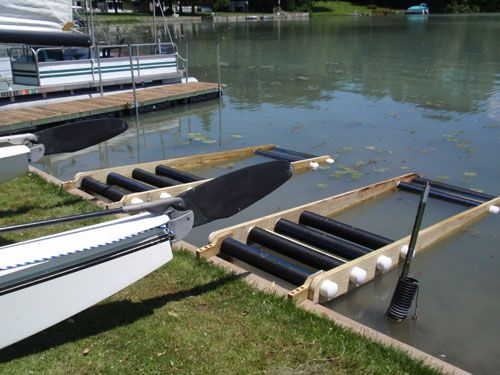 Hobie Cat Forums View Topic My Beach Cat Ramps Boat