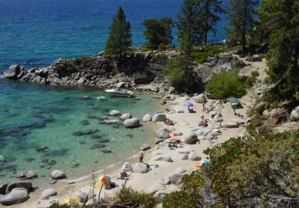 TOP 10 Lake Tahoe Beaches — LakeTahoe.com