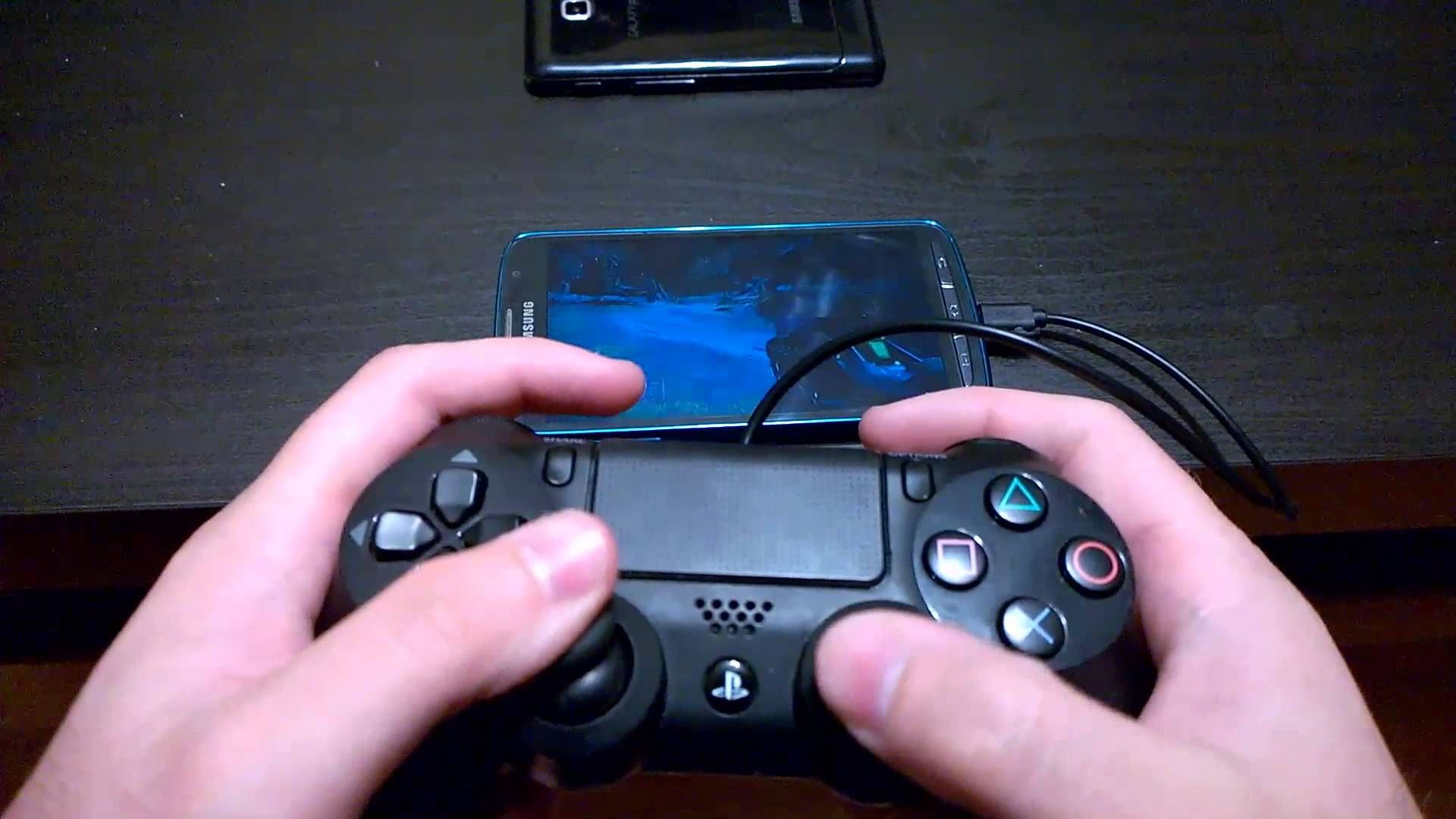 Playing Ps4 With Remote Play On My Android Phone With My