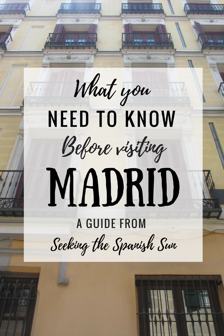 What You Need To Know Before Visiting Madrid In Spain Essential City Information Travel Guide By Seeking The Visit Madrid Madrid Spain Travel Madrid Travel