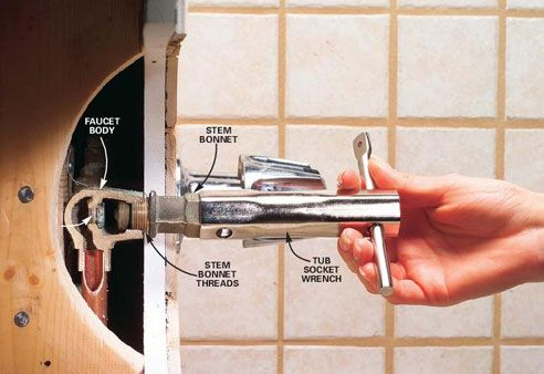 shower diverter Shower/Tub Diverter Plumbing DIY