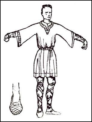 Cap 14: Los inhabitantes de Areté llevan túnicas de varios