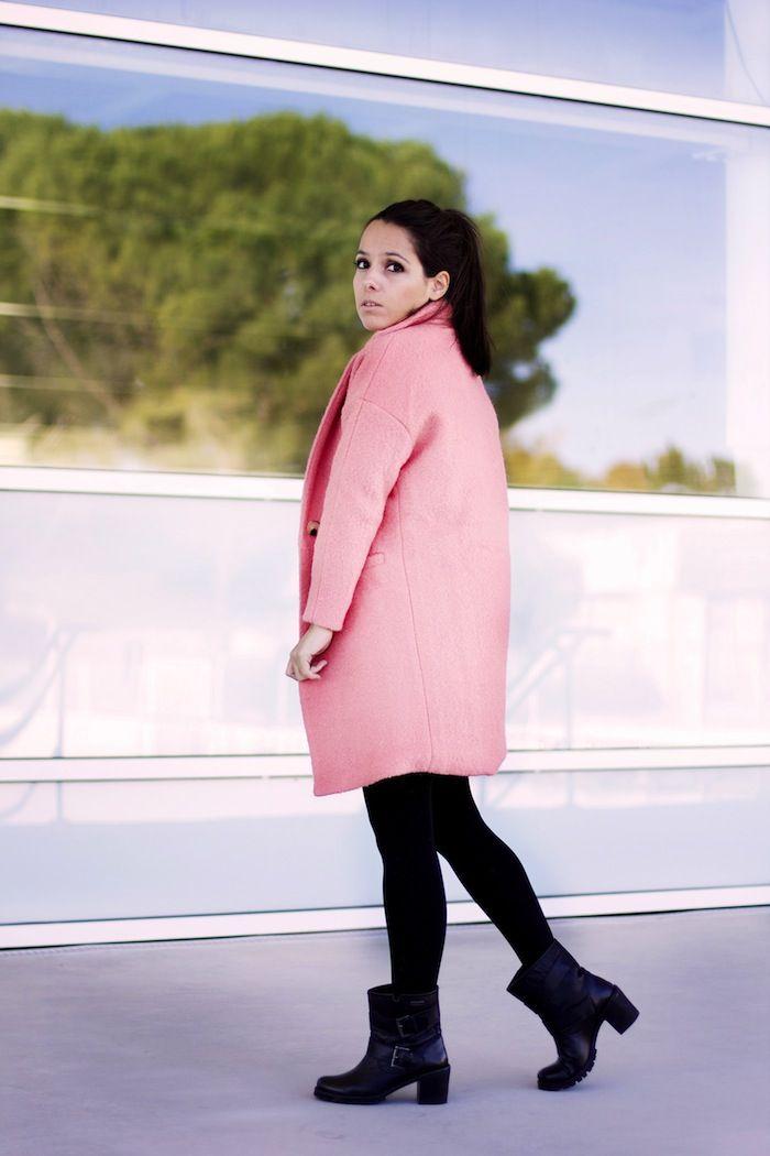 fashion, fashionblog, blogmode, pink coat, manteau rose http://lepetitmondedejulie.net