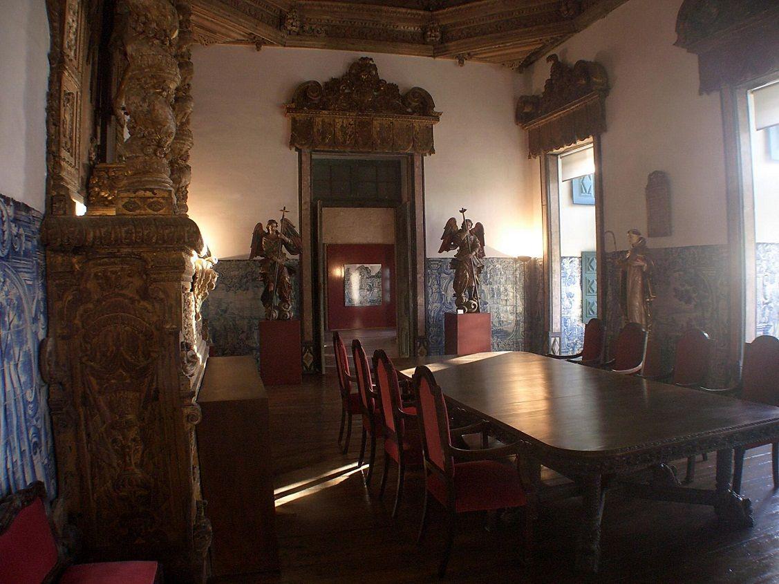 Sala de casa antigua casas con historia pinterest - Decoracion de casas antiguas ...