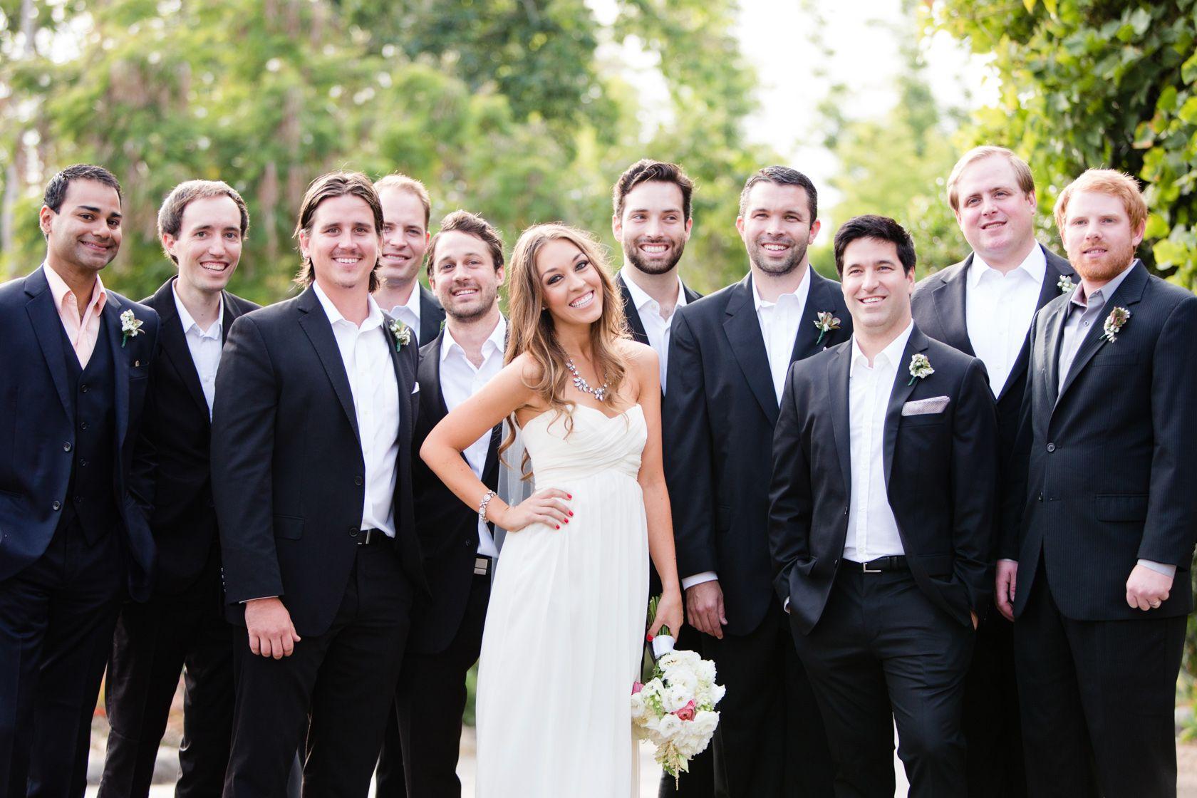 Bohemian San Diego Botanic Garden Wedding