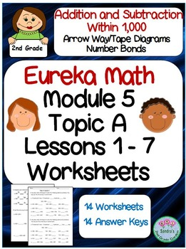 Eureka Math Module 5 Topic A Lessons 1-7 Extra Practice