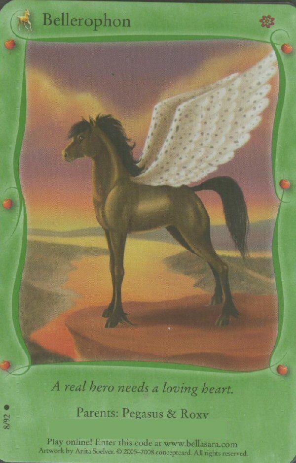 Bellerophon, Airistos (Roxy & Pegasus)