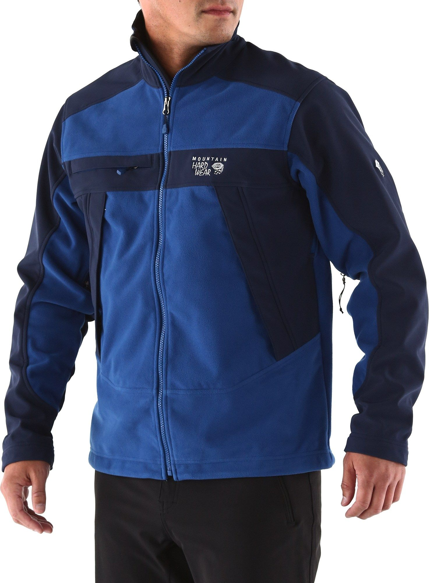 Mountain Hardwear Mountain Tech Jacket - Men's | REI Co-op ...