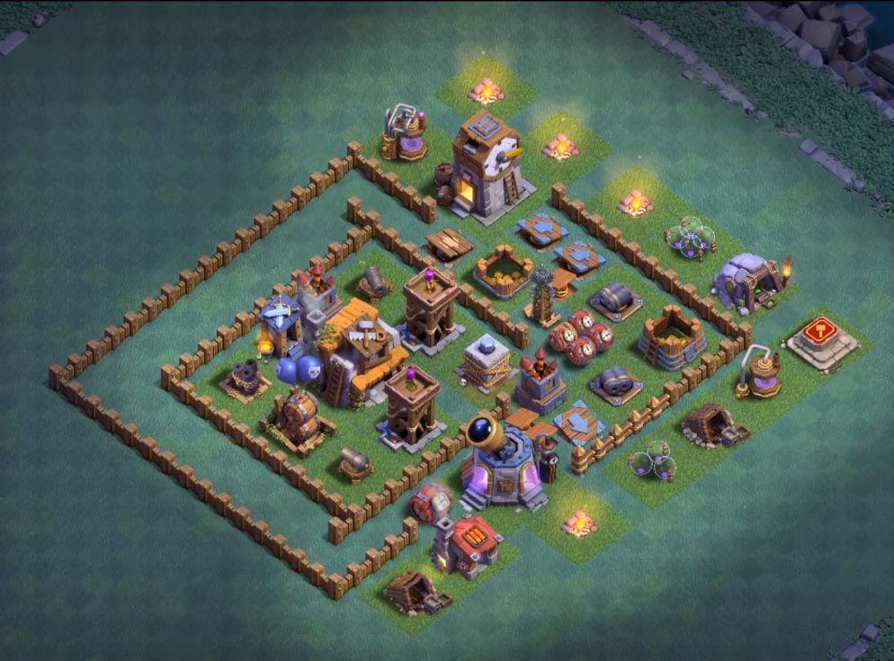 Best Th 5 Builder Base 5