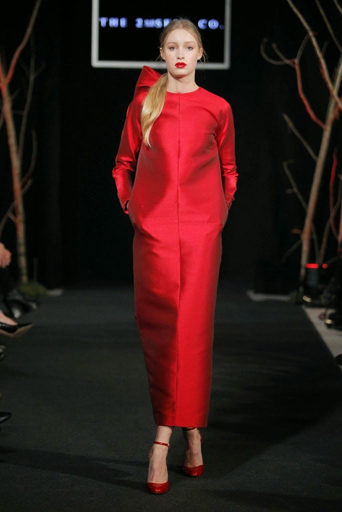 The 2nd Skin Co. fall 2014. Mercedes-Benz Fashion Week, Madrid