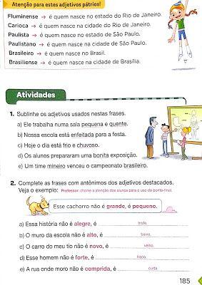 Pin De Rubia Giongo Em Ortografia Atividades Alfabetizacao E