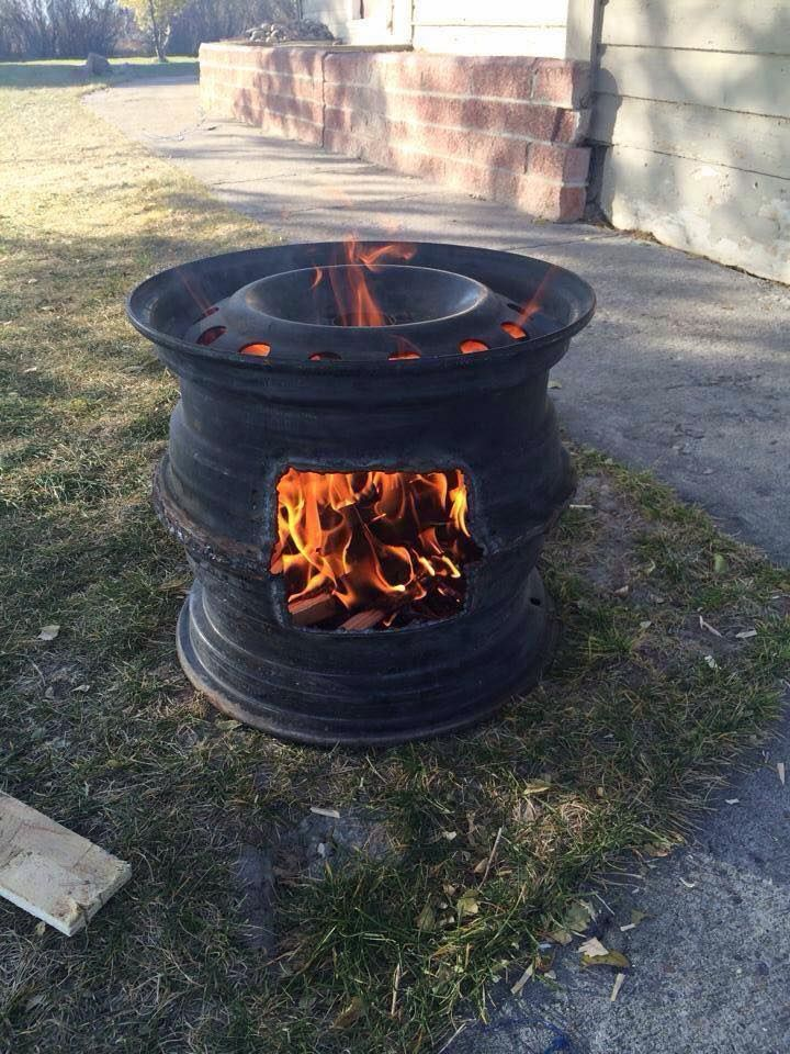 how to dispose of old gas grill