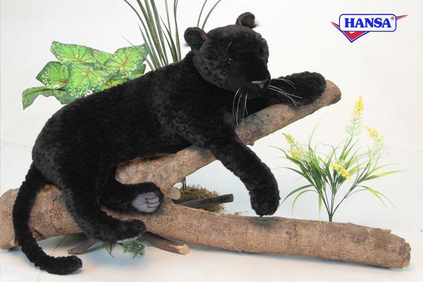 Black Jaguar 3961 Amigurumi Pinterest Plush Animals Black