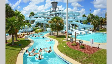 Make A Splash At Sun N Fun Lagoon Near Naples