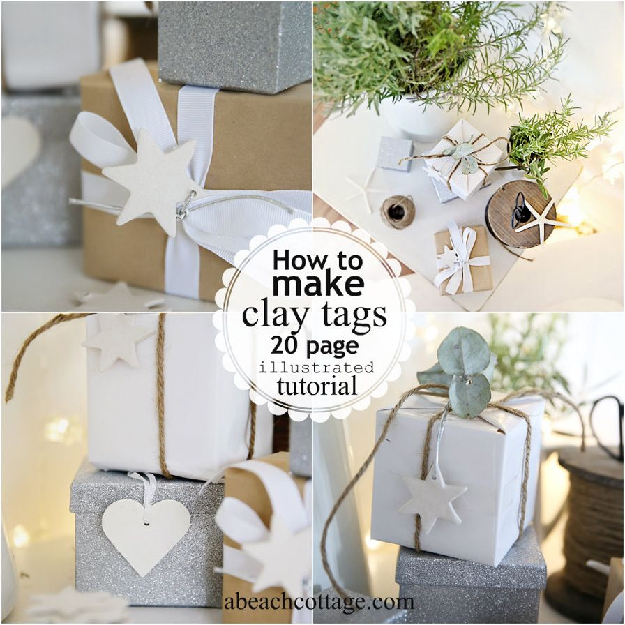 LOVE YOUR CHRISTMAS HOME DAY 7   Clay, Cottage christmas and ...