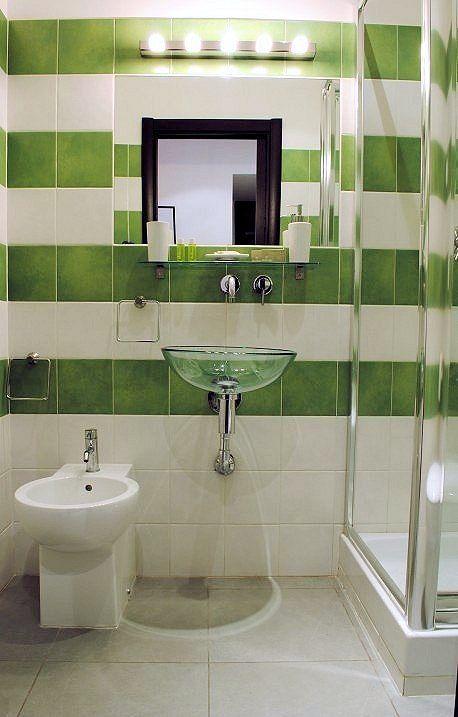 La salle de bain verte – Idées Déco et photo | Bath