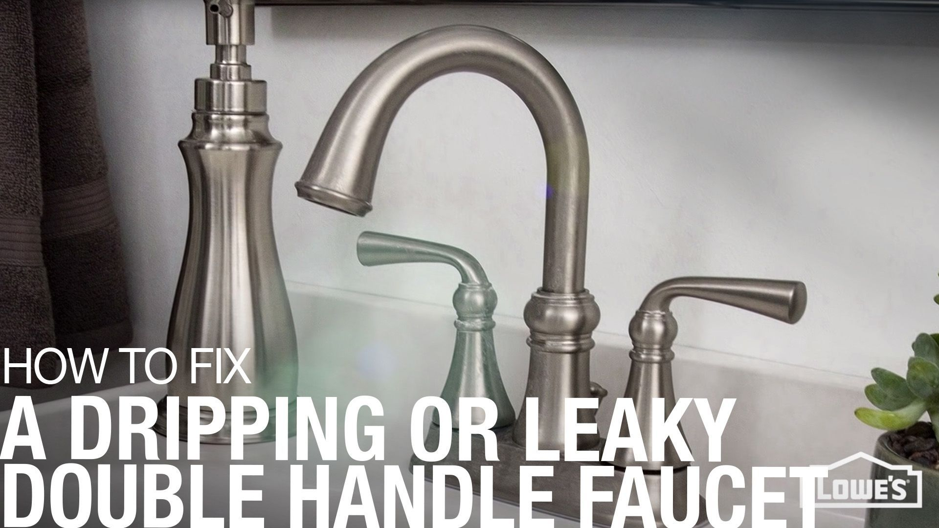How To Fix A Leaky Faucet Kitchen Faucet Repair Moen Kitchen Faucet Faucet Repair