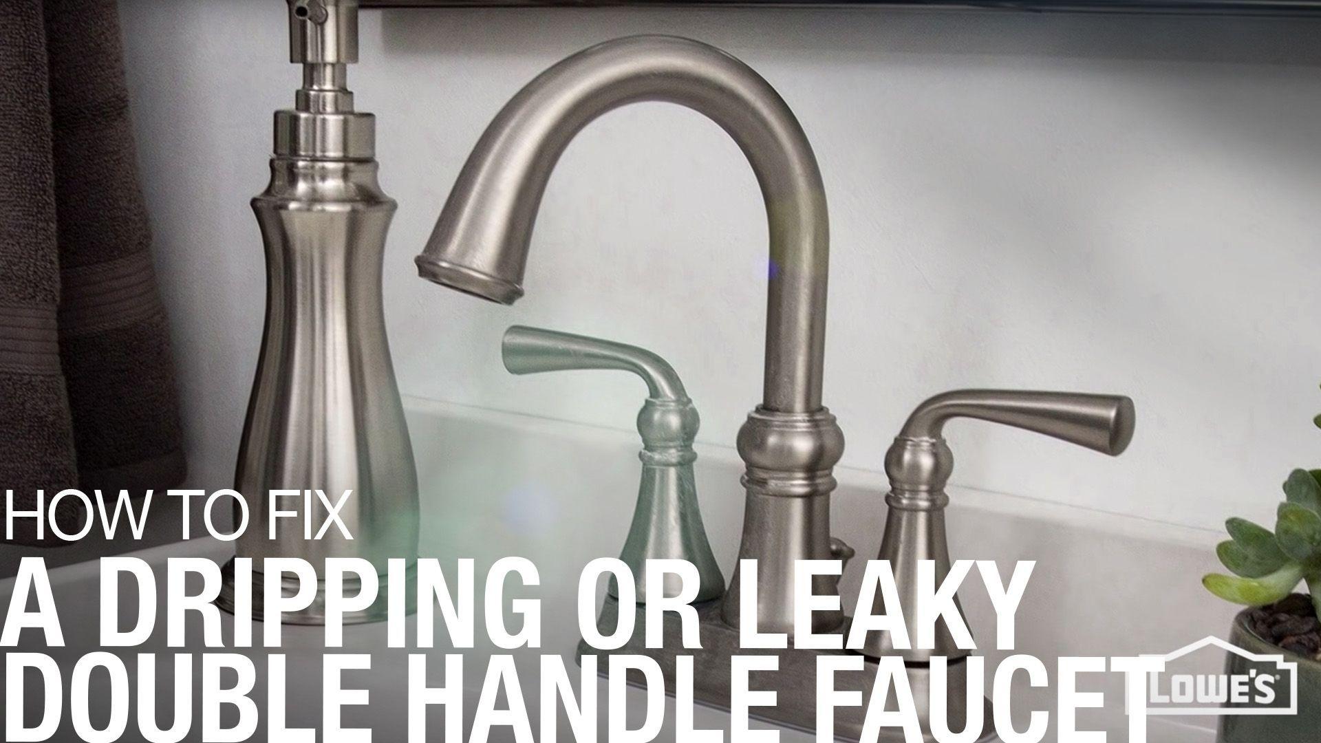 leaky faucet kitchen faucet repair