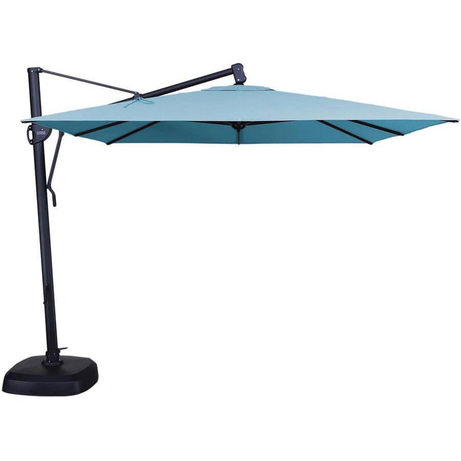 Treasure Garden Akz 10 Square Cantilever Patio Umbrellas