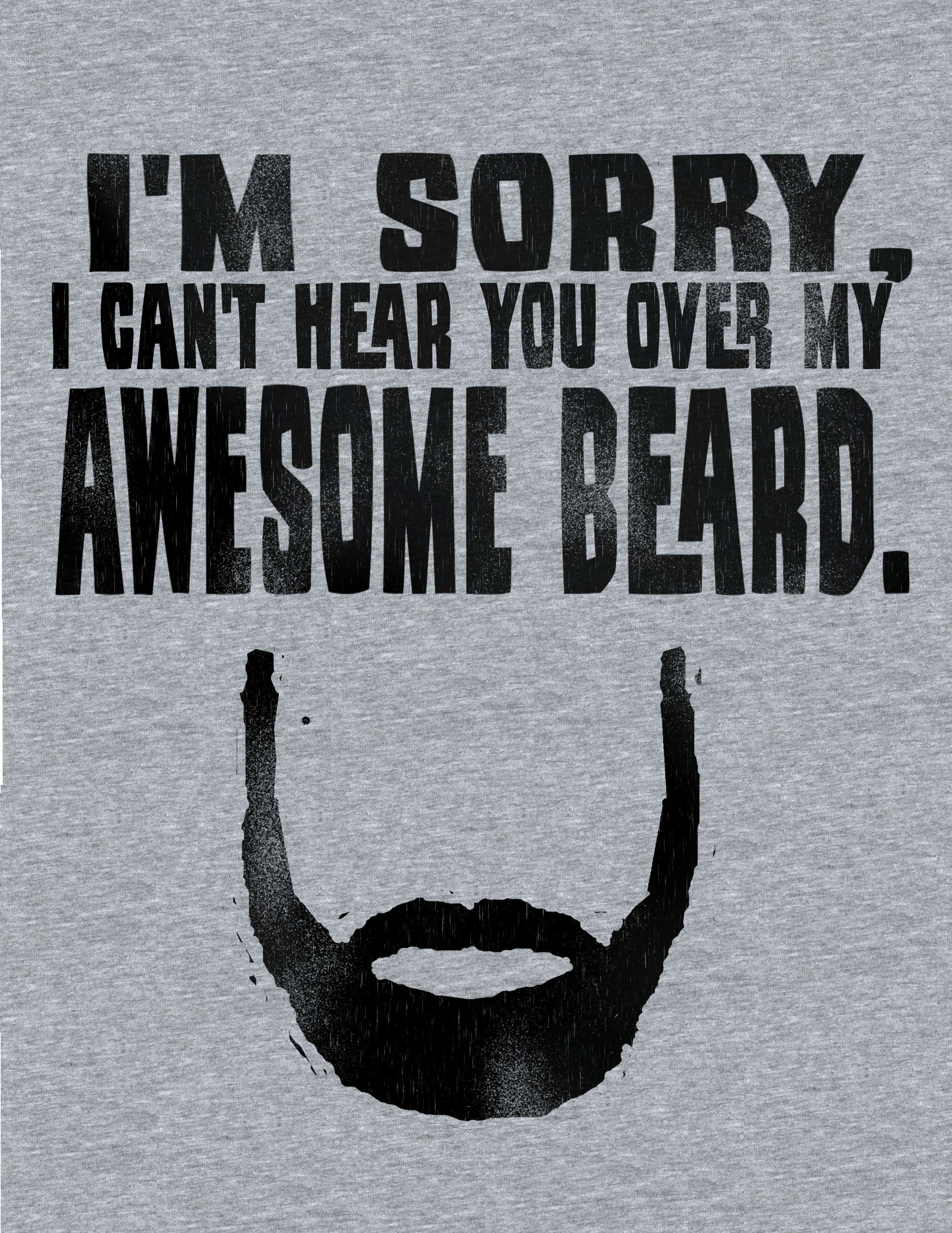 Pix For > Sexy Beard Quotes Inspirational Beard Quotes