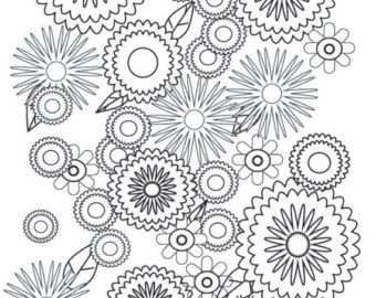 A Shop For Unique Fun And Calming Coloring Pages By KMColoring